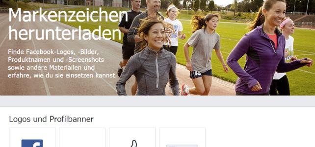 Nutzungsbedingungen des Facebook-Logo