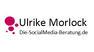 Logo Ulrike Morlock Die Social Media Beratung