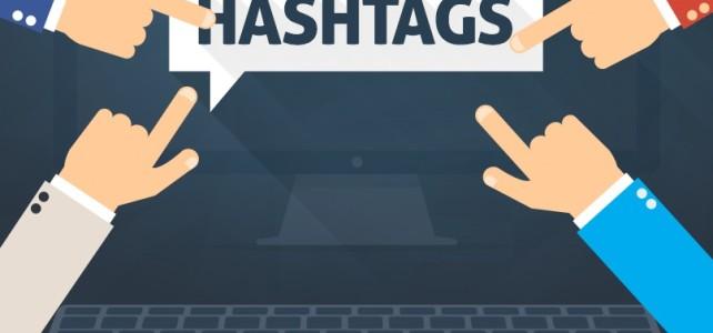 Der ultimative Hashtag Spickzettel
